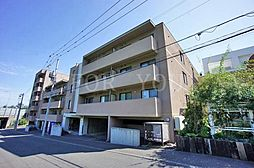 北海道札幌市西区宮の沢三条5丁目の賃貸マンションの外観