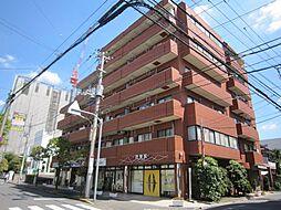 東京都武蔵野市境南町2丁目の賃貸マンションの外観