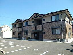清水崎ハウス B棟[102号室]の外観