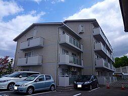 久宝寺西田マンション[402号室号室]の外観