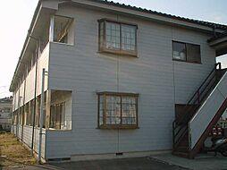 東京都足立区六木4丁目の賃貸アパートの外観