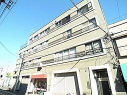 北澤ビル[3階]の外観