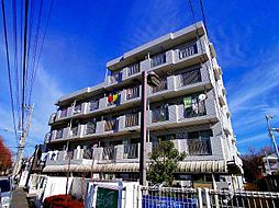 ハイツ竹丘[3階]の外観