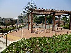 周辺環境:二葉公園