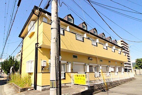 プロミネンス 1階の賃貸【山梨県 / 甲府市】