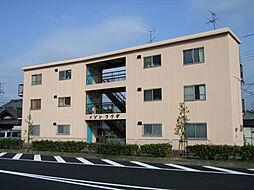 メゾン福田[201号室]の外観