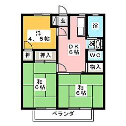 印場駅 4.1万円