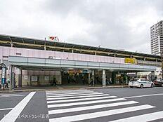総武・中央緩行線「小岩」駅まで1040m