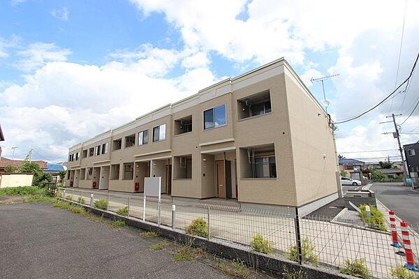 埼玉県熊谷市石原の賃貸アパート