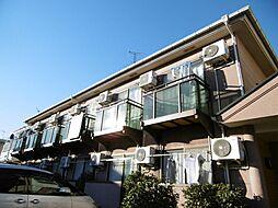 東京都西東京市東町4丁目の賃貸アパートの外観