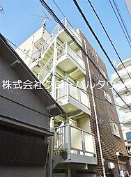 東京都江戸川区東小松川2丁目の賃貸マンションの外観