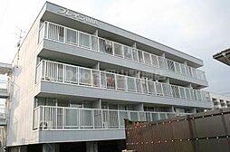 岡山県岡山市北区今6丁目の賃貸マンションの外観