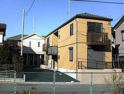 埼玉県さいたま市桜区大字大久保領家の賃貸アパートの外観