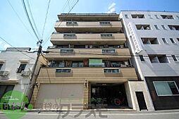 大阪府東大阪市小阪本町1丁目の賃貸マンションの外観