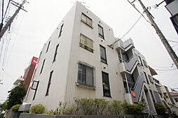 兵庫県神戸市中央区熊内橋通3丁目の賃貸マンションの外観