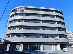福岡県北九州市小倉南区重住1の賃貸マンションの外観