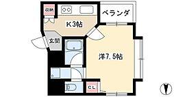 中村日赤駅 4.8万円