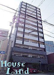 プレサンス東別院駅前[12階]の外観