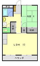 南松本駅 3.8万円