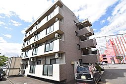 最上階角部屋〜太陽ハイツ南草津〜[4階]の外観