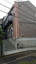 ハーミットクラブハウス西谷TK[204号室]の外観