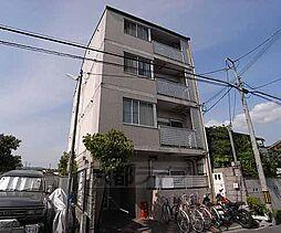 京都府京都市北区上善寺門前町の賃貸マンションの外観