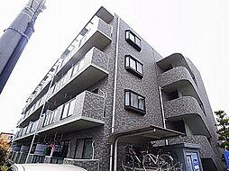 千葉県松戸市六高台4丁目の賃貸マンションの外観