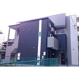 福岡県福岡市中央区警固3丁目の賃貸アパートの外観