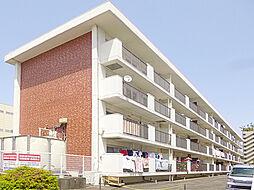 中山コーポ[206号室]の外観