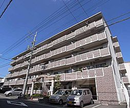 京都府京都市西京区松尾大利町の賃貸マンションの外観