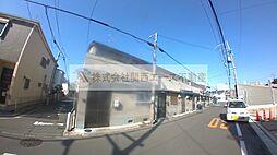 [テラスハウス] 大阪府堺市北区百舌鳥本町1丁 の賃貸【/】の外観