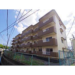 静岡県静岡市清水区下野東の賃貸マンションの外観