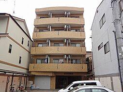 京卓ハイツ[101号室]の外観