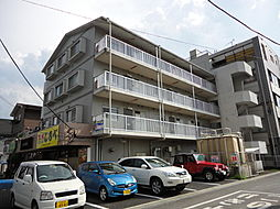 埼玉県北本市北本1丁目の賃貸マンションの外観