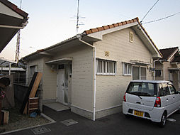 [一戸建] 愛媛県松山市南梅本町 の賃貸【/】の外観