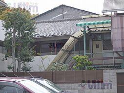 京都府京都市東山区新瓦町東組の賃貸アパートの外観