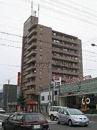 サンシティ新琴似[4階]の外観
