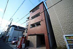 ピア小阪[4階]の外観