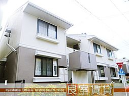 愛知県名古屋市南区豊2の賃貸アパートの外観
