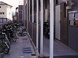 兵庫県相生市本郷町の賃貸アパートの外観