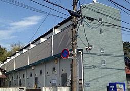 sereno検見川[1階]の外観