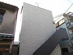 シャンティ長瀬[2階]の外観