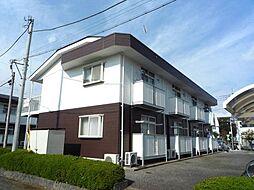 シーズ桜A[2階]の外観