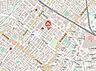 地図,3LDK,面積81.86m2,賃料15.4万円,札幌市営東西線 琴似駅 徒歩4分,JR函館本線 琴似駅 徒歩10分,北海道札幌市西区二十四軒四条3丁目