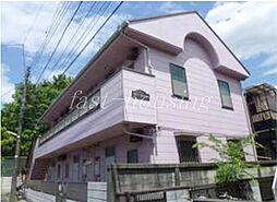 東京都武蔵野市吉祥寺南町2丁目の賃貸アパートの外観