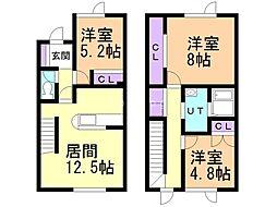 道南バス凌雲公園通停 7.2万円