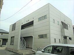 千葉県市川市下貝塚2丁目の賃貸マンションの外観