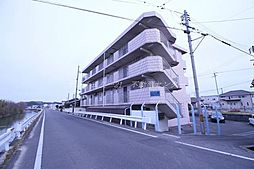 岡山県岡山市東区西大寺浜の賃貸マンションの外観