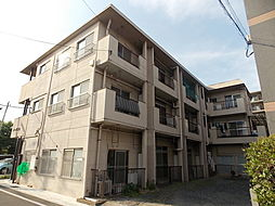 埼玉県春日部市中央6丁目の賃貸マンションの外観