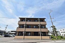 徳島県鳴門市撫養町南浜字浜田の賃貸マンションの外観